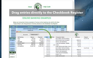 online checkbook app